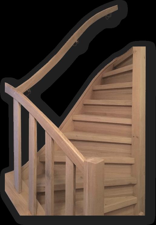 Open Trap van Flexstairs