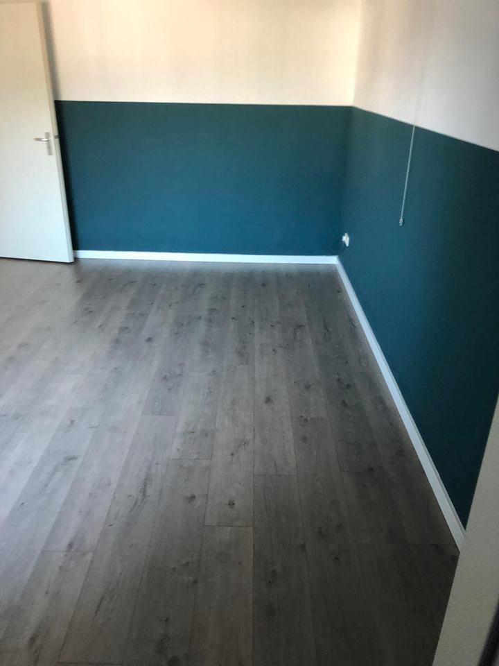 Laminaatvloer Egger collectie 3 slaapkamers